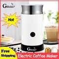 غوستينو صانع القهوة الكهربائية المنزلية اسبريسو التلقائي الحليب Frother قهوة كابوتشينو صانع للمنزل التدفئة الحليب الباردة Froth