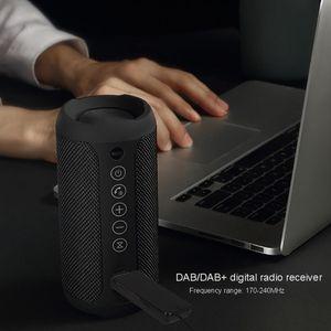 Image 2 - Nouveau récepteur de Radio numérique DAB avec antenne pour haut parleur Bluetooth TV stéréo à domicile avec accessoires de fonction de disque de lecture USB