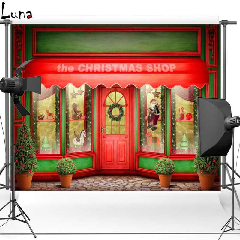 Christmas Vinyl Photography Background Backdrop For Newborn Red Door New Fabric Flannel Backdrop For photo studio Props 2628 bookshelf vinyl photography background backdrop for kids wood floor new fabric flannel background for children photo studio 2694