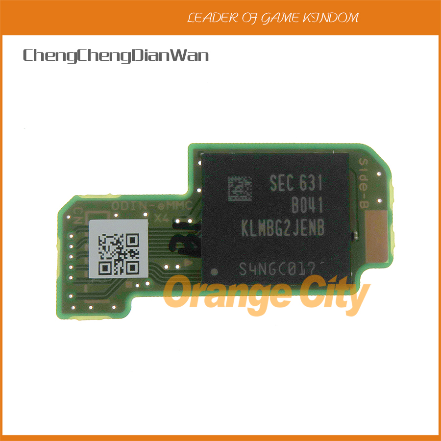 EMMC 32G 64G Memory Module For Nintendo Switch Console Original 32G Memory Storage Module Repair Part For Switch NS Host Console