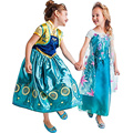 SMDPPWDBB Formal Evening Gown Flower Wedding Princess Dress Girls Children Clothing Kids Dresses for Girl Clothes Party Dress