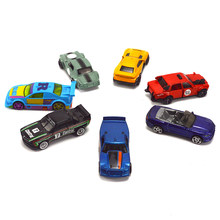 hot wheels 1:64 Model Car Toys Metal Diecast Inertia Model Car Classic Collection Car Kids Toys Vehicle for Children gift(China)