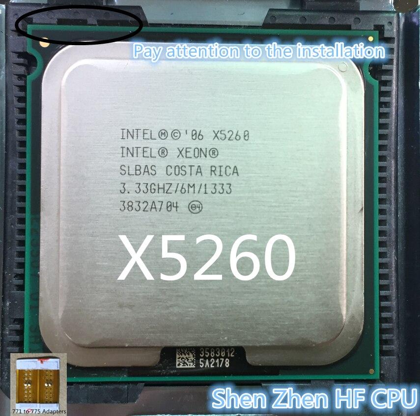 Intel Xeon Processor X5660 x5660 12M Cache/2 8 GHz/6 40 GT/s