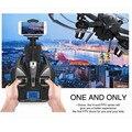 Lo nuevo wifi Transmisión En Tiempo Real FPV Quadcopter IOS/Android WiFi FPV Drone Helicóptero vs X5SW X8W MJX X600 X101 con HD cámara