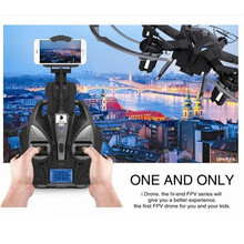 Newest wifi Real Time Transmission FPV Quadcopter IOS Android WiFi FPV Drone Helicopter vs X5SW X8W