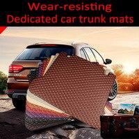 Custom fit auto Stamm matten für Infiniti EX25 FX35/45/50 G35/37 JX35 Q70L QX80/ 56 5D alle wetter teppich boden liner| |   -