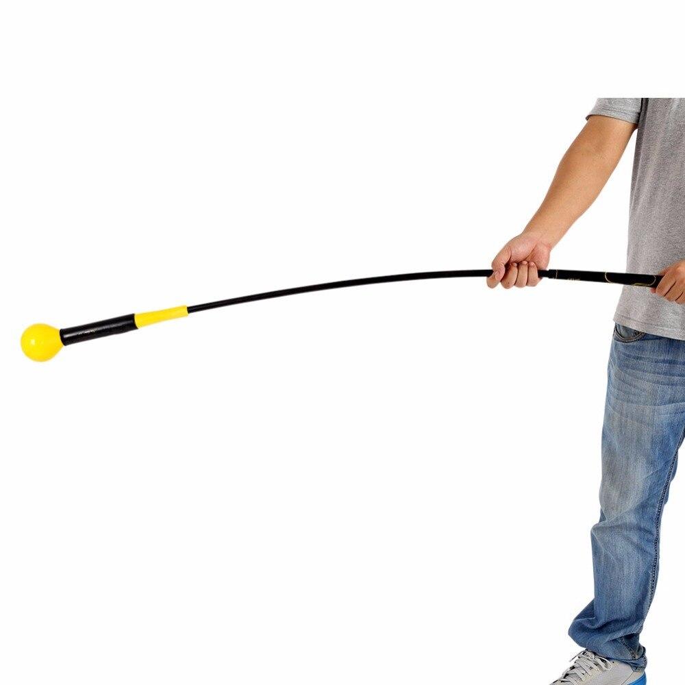 ¡Bonito! Gran práctica Golf entrenamiento SIDA columpio entrenador principiante alineación gesto corrección ayuda Golf accesorios im