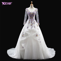 YQLNNE White Quinceanera Dresses Debutante Gown Sweet 16 Dress Tulle Lace Up Vestidos De 15 Anos