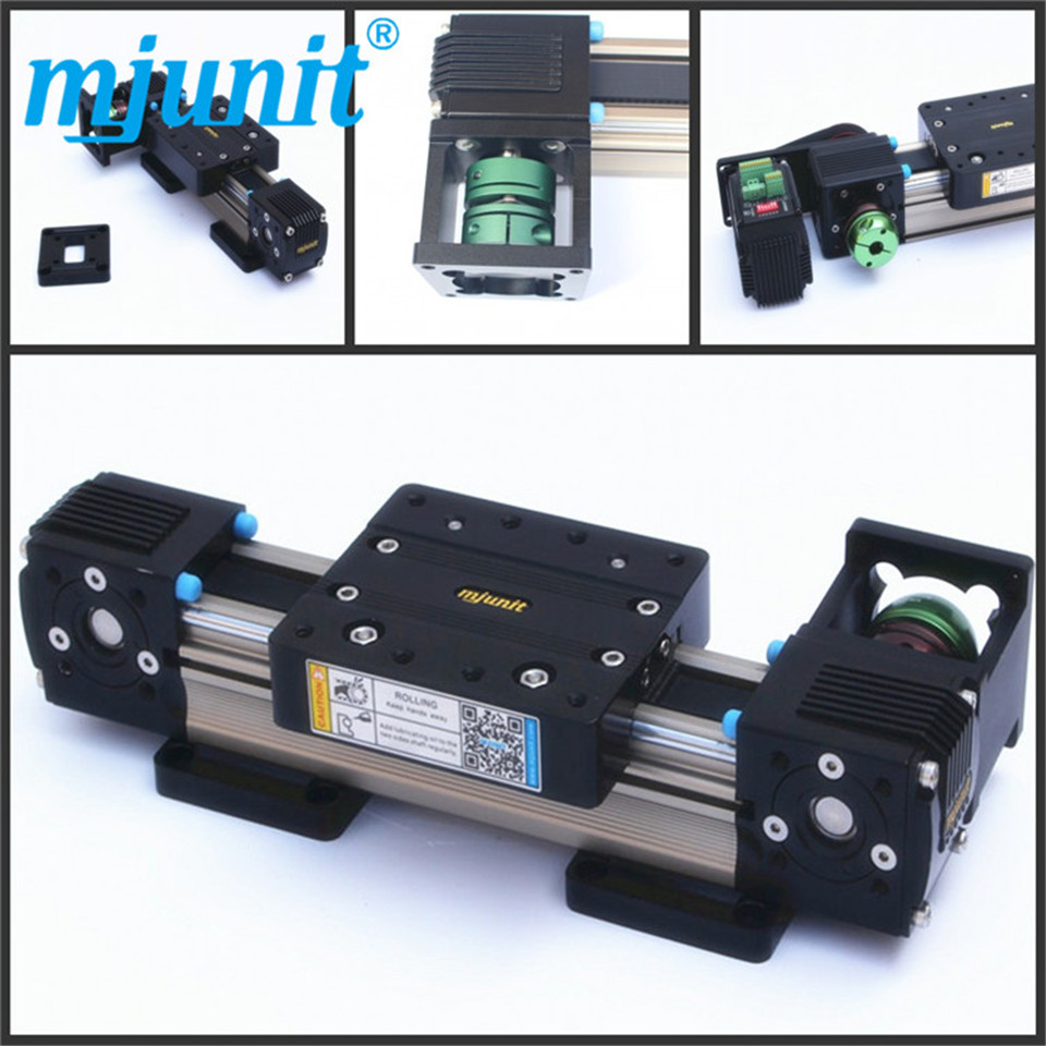 Xy biaxial cross table belt synchronously belt sliding table guide rail linear sliding track linear model group manipulator the manga guide to linear algebra toothed belt drive rail high speed belt drive