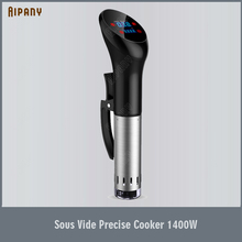 SA15 Sous Vide 1400W Precise Cooker Immersion Circulator IPX7 Waterproof with Accurate Temperature Timer Control