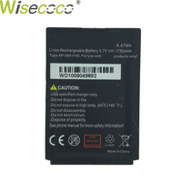 WISECOCO Yüksek Kalite Yeni 1750 ~ 1950mAh Pil Sonim Için cep telefonu XP-0001100 Pil XP3340 XP5300 XP3.20-0001100 telefon
