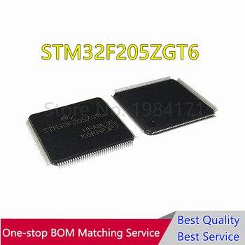 10pcs STM32F205ZGT6 STM32F205ZG STM32F205 QFP144  New