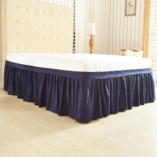 Buy Black Bed Skirts And Get Free Shipping On Aliexpress Com