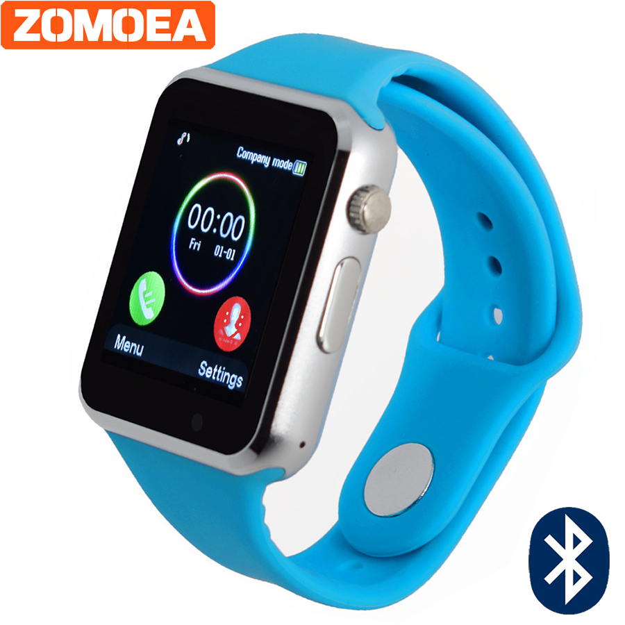 bluetooth smart watch for font b android b font phone support SIM TF reloj inteligente sport