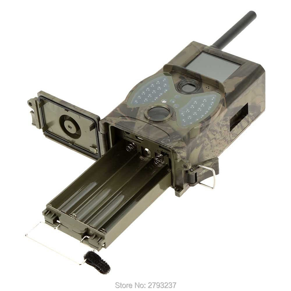HD 12MP Scouting Infrared Trail Camera RC HC-300M Hunting GPRS/MMS 2.0 LCDHD 12MP Scouting Infrared Trail Camera RC HC-300M Hunting GPRS/MMS 2.0 LCD