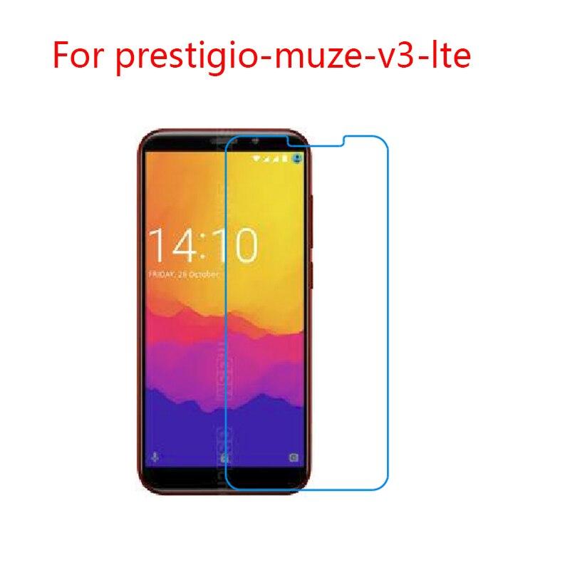 (2-pack) 9 H Flexible Glas Display-schutzfolie Für Prestigio-muze-v3-lte Taille Und Sehnen StäRken