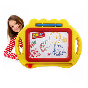 Toy Preschool-Tool Graffiti-Board Drawing Writing-Painting Magnetic Color Kids Child