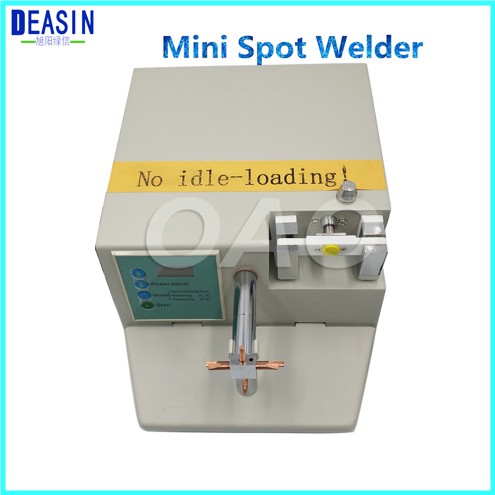 2018 Hot sale CE Approved Big Power Dental Lab Equipment Mini Spot Welder