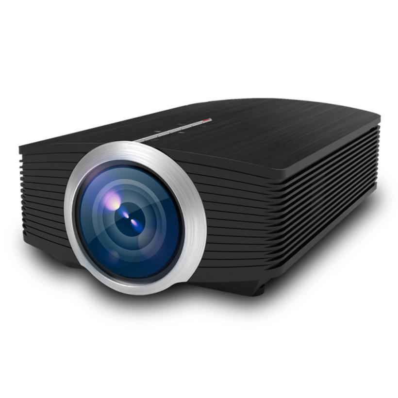 HIPERDEAL Smart Electronics YG500 1080P HD LED Video Projector Multimedia Home Theater Cinema VGA USB Au2 300inch 5500ansi short throw movie home theater outdoor dlp 3d multimedia cinema film vga digital 1080p video projector beame