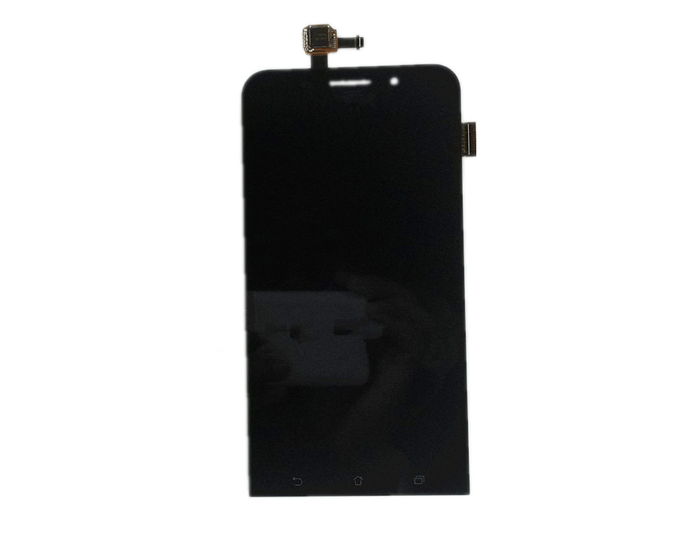 все цены на  Touch Screen digitizer panel sensor lens glass lcd display replacement free shipping for asus zenfone 2 max zc550kl 5.5  онлайн