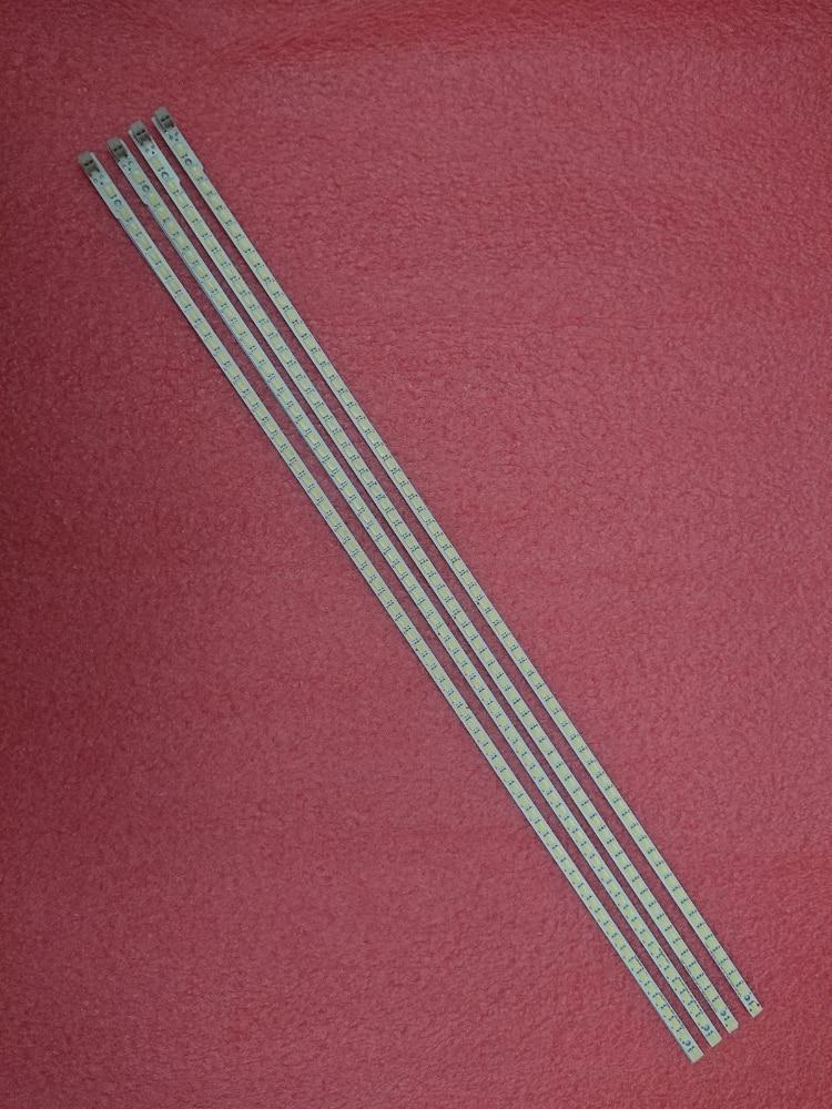 Tees Led Strips Smart 4 Piece/lot 66led 457mm Led Strip For Sharp Lcd-40ds30a 40lx235a Gk0362za Sled_2011ssp40_5630_r66 2011ssp40_5630_l66