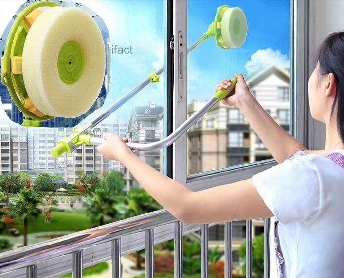 2016 горячий стеклоочиститель хорошего качества губка для удаления макияжа окна чистые инструменты масштабируемость пластмассы дома чистые