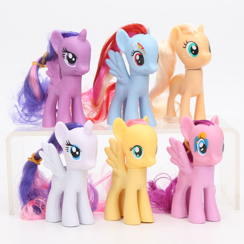 My Little Pony: Friendship Is Magic – Pack of 6