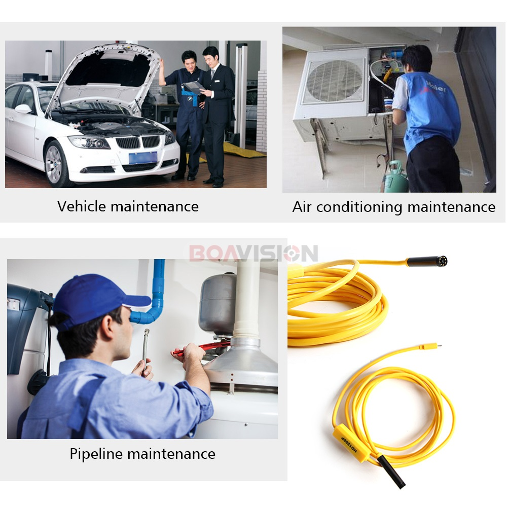 05 Pipe Inspection Camera