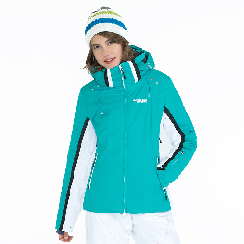 Whs 2018 New Women Ski Jacket Outdoor Waterproof And Windproof Warm Coat Female Skiing Suit Thermal Jackets Winter Sportwear Durable In Use Skiing & Snowboarding