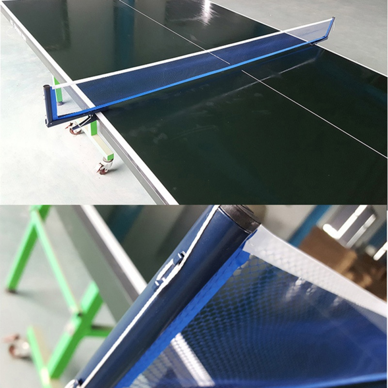 Professional Standard Table Tennis Net Set Ping Pong Table Net Rack Kit Table Tennis Accessories