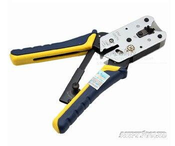 KELUSHI High precision Professional network crimping plier crimping plier HT-L2182R ethernet cable plier