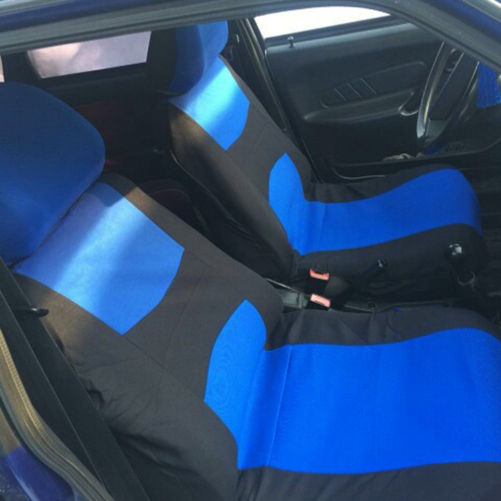 Comfortable 4PCS/SET Winter Keep Warm Car Seat Coves Mats Vehicles Seat Covers Non-slip Car Interior Styling Seat Cover(China)