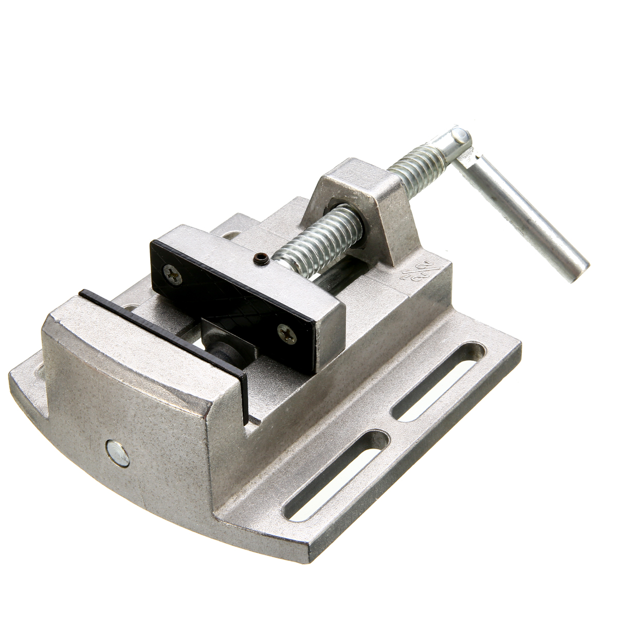 High Accuracy Bench Drill Vise Durable Grinding Drilling Pliers Aluminum Alloy Clamp Jaw Vice CNC Worktable Milling Machine Tool