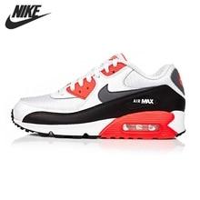 Original NIKE AIR MAX 90 Zapatos Corrientes de Los Hombres zapatillas de deporte superiores Bajas envío libre