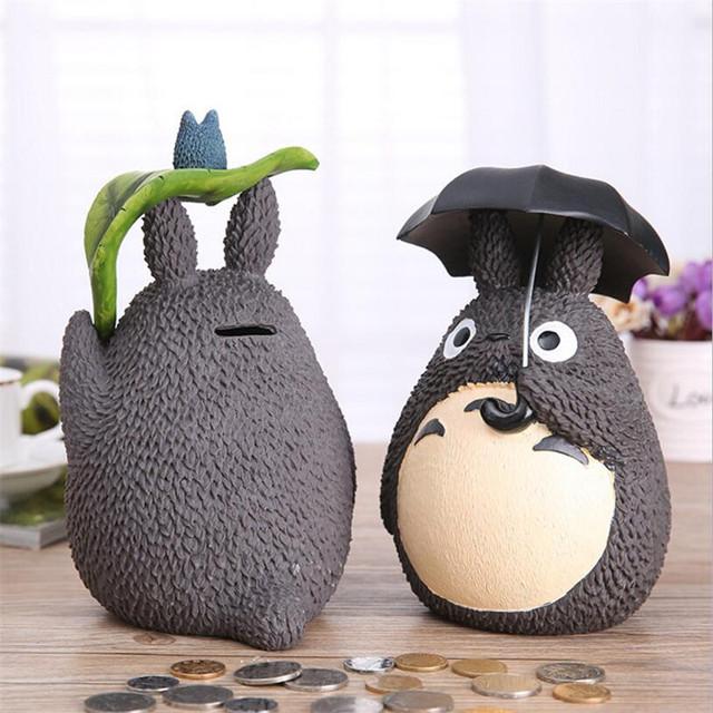 Studio Ghibli My Neighbor Totoro Japanese Figure Coin Bank