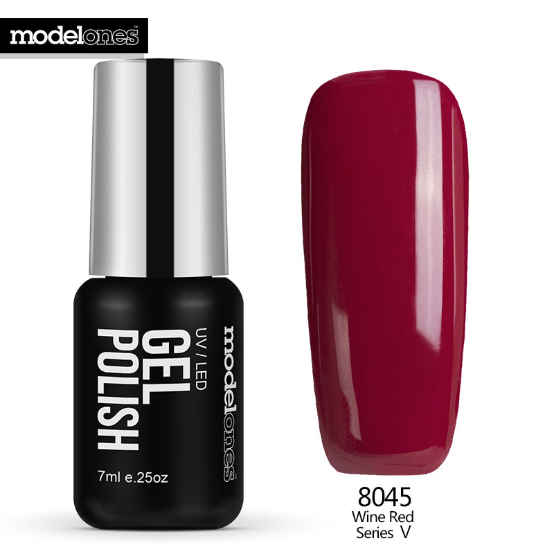 Gel Nail Polish Sale: Modelones 7ML Hot Sale Color Nail Gel Polish UV Lamp Nail