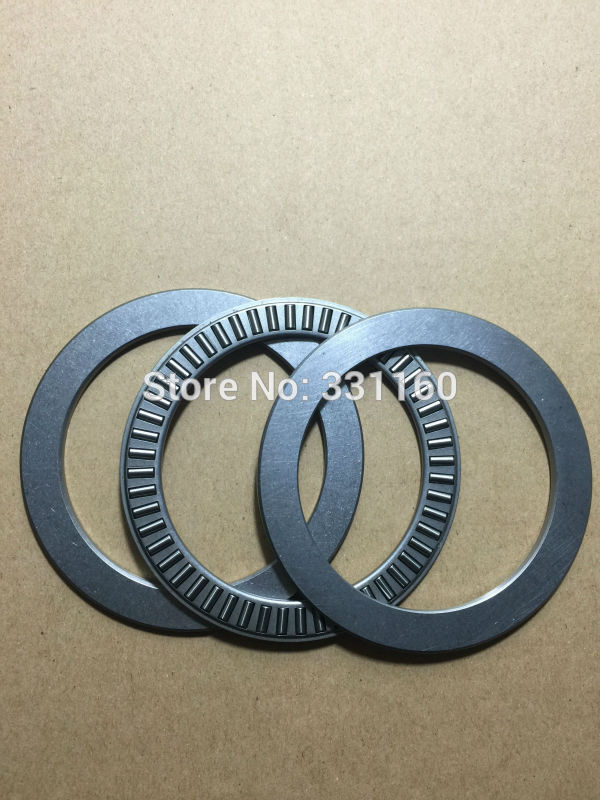 10PCS Thrust Needle Roller Bearing With Two Washers NTA2233+2TRA2233 Size Is 34.92*52.37* ( 1.984+2*0.8 ) Mm,TC2233