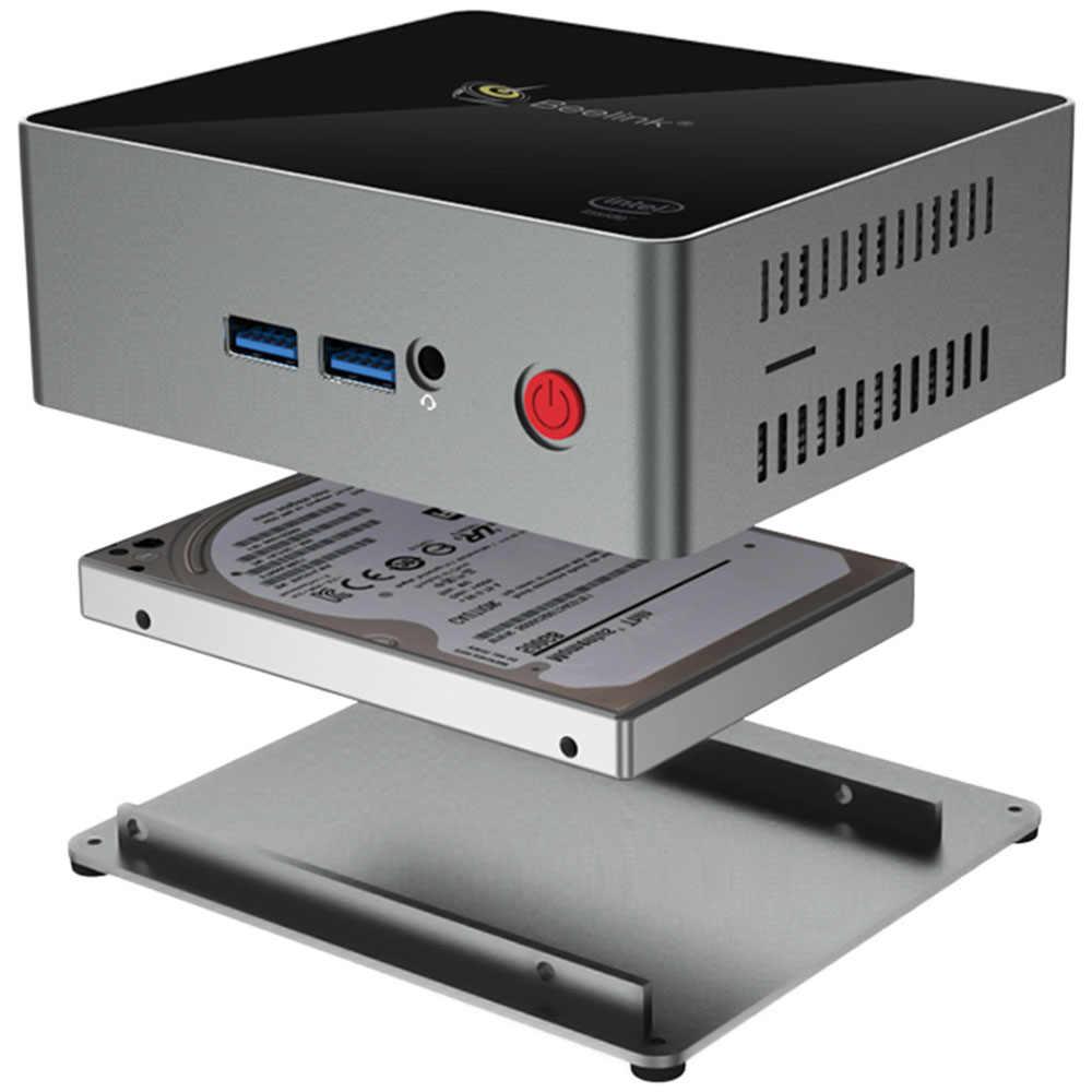 Beelink J45 Mini PC In Apollo Lake Pentium J4205 2 4GHz + 5 8GHz WiFi BT4 0  Support 4K HD H 265 1000 Mbps Ethernet
