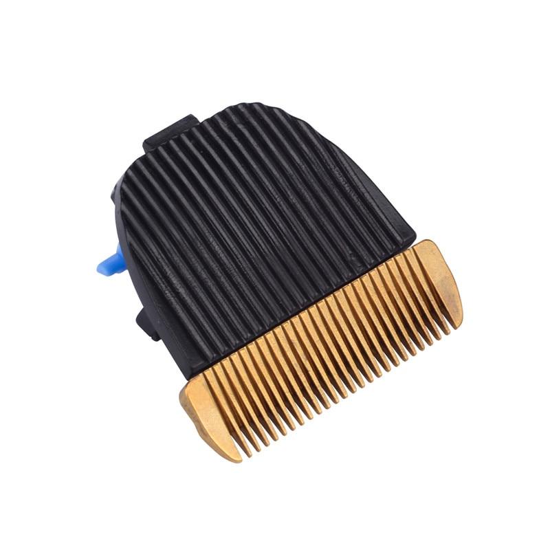 Original Riwa RE-750A Hair Trimmer Blade High Quality CE Certificated Cordless Hair Clipper Razor Head For Hair Grooming Kit P00 riwa re 750a hair clipper blade plated titanium ceramic head hair styling accessories
