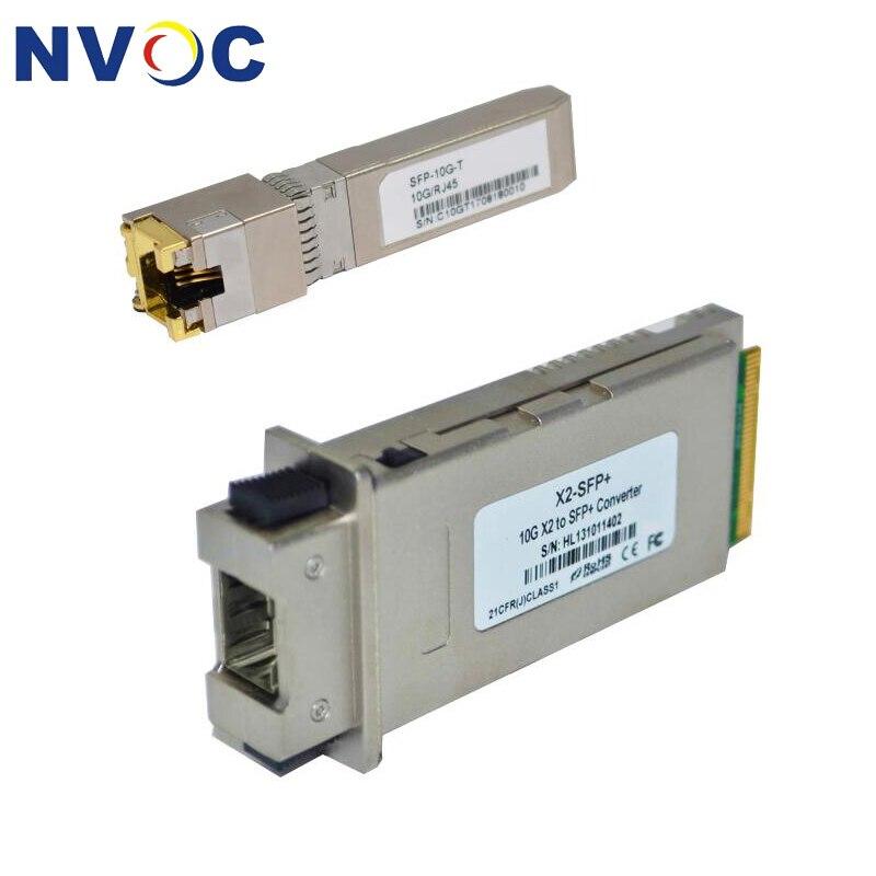 CISCO CVR-X2-SFP10G 1-Port X2 to SFP TenGig Converter Module 10Gbps X2-SFP10G