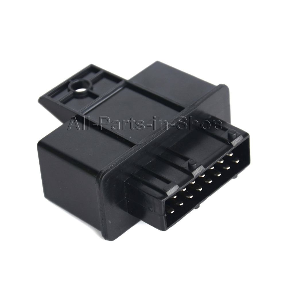 medium resolution of 1 x abs fuel double relay for peugeot 206 207 306 307 1007 oe 19203n