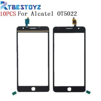 RTBESTOYZ 10PCS/lot Touch Screen For Alcatel One Touch Pop Star 3G OT5022 OT 5022 5022X 5022D Touchscreen Sensor