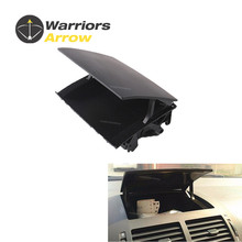 6Q0857465A 6Q0857465C  For VW POLO 2002 2008 Front Central Console Dashboard Black Box Storage Holder Tray Cover Lid