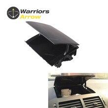 6Q0857465A 6Q0857465C para VW POLO 2002 2008 consola Central delantero tablero negro caja soporte de almacenamiento tapa de la bandeja