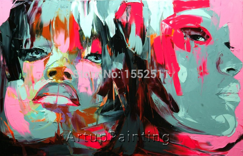 Palette ดจิตรกรรมภาพมีด Palette - การตกแต่งบ้าน