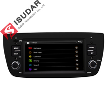 6.1″ Car Multimedia Player For Fiat/Doblo With Radio GPS Navigation RDS BT 1080P Maps (Without DVD)
