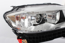 цена на For Great Wall Haver H6 sports version headlamp assembly front lighting assembly LED vehicle lamp assembly Night lighting system
