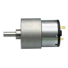 цена на 37GB520 Micro DC Gear Motor, 6V 12V 24V High Torque Motor