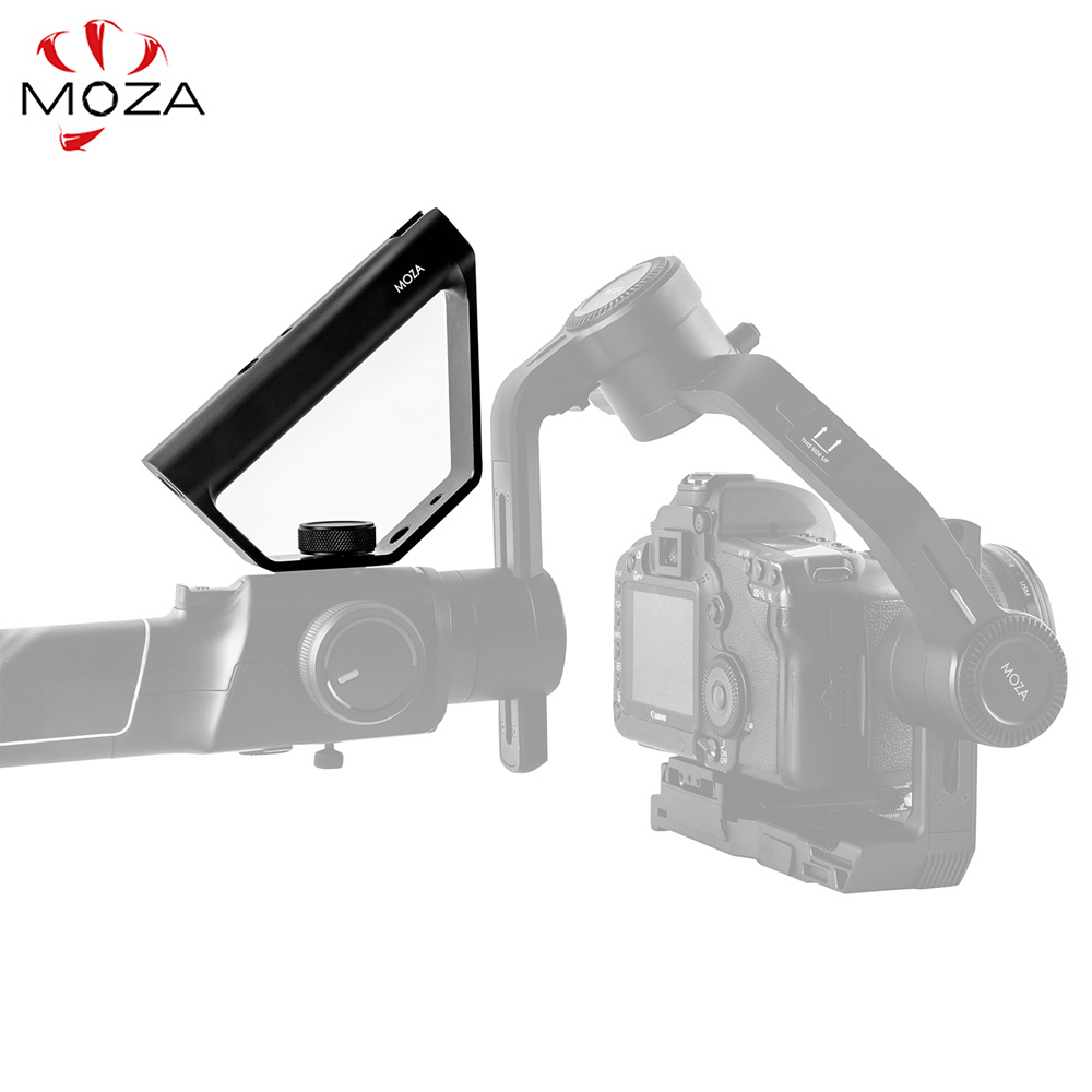 Moza Versatile Underslung Handheld Grip for Moza Air 2 Handheld Gimbal Stabilizers Accessories with 1 4