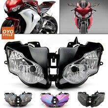 купить For 08-11 Honda CBR1000RR CBR 1000 RR Motorcycle Front Headlight Head Light Lamp Headlamp 2008 2009 2010-2011 онлайн